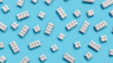 Компания LEGO переходит на экологически чистые материалы - представлен новый прототип кубика