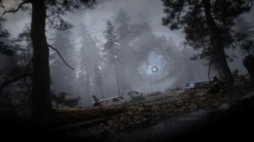 "S.T.A.L.K.E.R. 2 ""Фон для рабочего стола - Dark Forest"""
