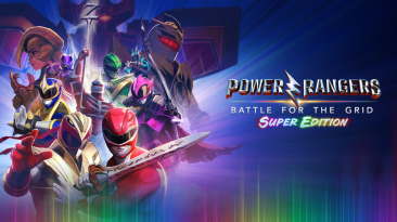 Стала доступна Power Rangers: Battle for the Grid - Super Edition