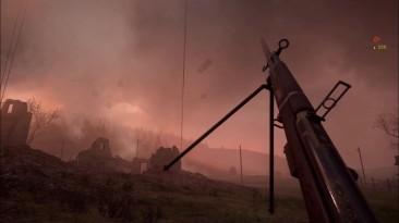 Battlefield 1 - Летящий дом в небе. Полная активация пасхалки (Пасхалки)