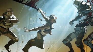 В сети появились концепт-арты Revolver - отменённой игры BioWare