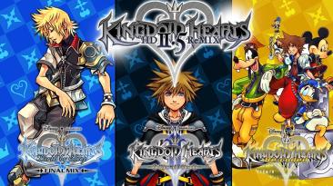 """Kingdom Hearts HD 2.5 ReMIX """"Исправление кат-сцен"""""""