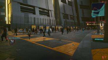 Вышел мод для Cyberpunk 2077, улучшающий поведение неигровых персонажей