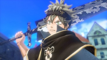 Black Clover: Quartet Knights Вышла на PS4 и PC