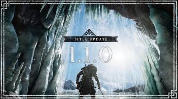 Обновление 1.1.0 для Assassin's Creed: Valhalla