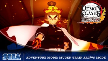 Новый трейлер и скриншоты Demon Slayer: Kimetsu no Yaiba
