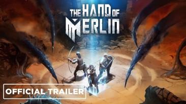 Ролевая игра The Hand of Merlin выйдет на ПК в раннем доступе 11 мая