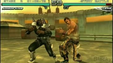 Эволюция персонажа Armor King от Tekken 1 до Tekken 7