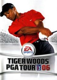 Обложка игры Tiger Woods PGA Tour 2006