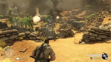 Эволюция графики в Sniper Elite