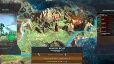 Дворфы в космосе? Новая запись геймплея Age of Wonders: Planetfall демонстрирует одну из игровых рас
