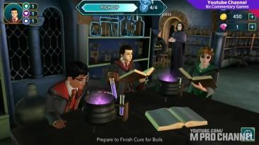 Эволюция из Harry Potter игры 2001 - 2018