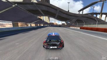"Trackmania 2 Canyon карта ""TurboCar"""