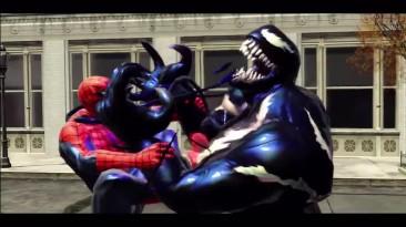 Spider-man web of shadows Failure