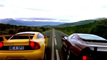Need For Speed 2 SE - Вступительный ролик