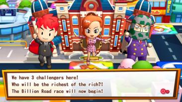 Западный релиз виртуальной настольной игры Billion Road отложен