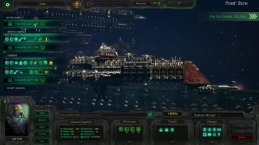 """Battlefleet Gothic Armada """"Прохождение на русском Император глава 03 Ч4 обзор"""""""