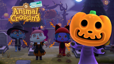 Вышло обновление 1.5 для Animal Crossing New Horizons; добавляет сезонное событие Хэллоуина