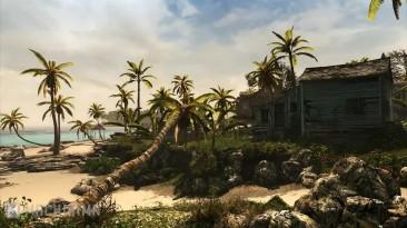 Мир Assassin's Creed 4: Black Flag в движении
