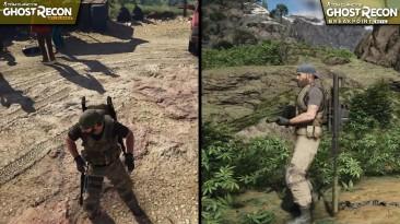 Сравнение Ghost Recon Breakpoint и Wildlands