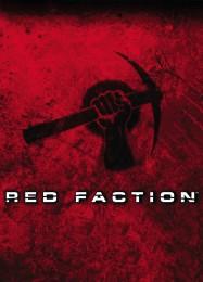Обложка игры Red Faction