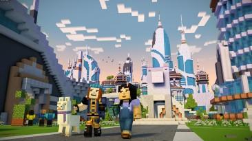 Эпизоды Minecraft: Story Mode на Xbox 360 теперь стоят по 100 долларов, чтобы люди их не покупали