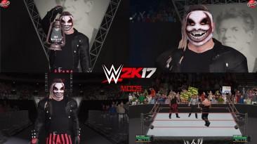 """WWE 2K17 """"The Fiend Bray Wyatt V5 WWE 2K19 Port MOD"""""""