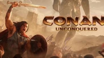 Огонь, разлагающиеся трупы и гигантские колоссы - подробнее о геймплее Conan Unconquered
