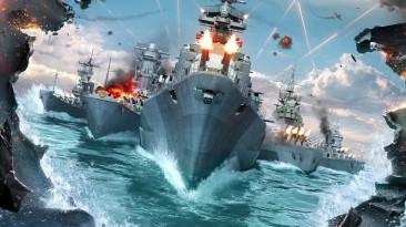 Слив эксклюзивных кадров из World of WarShips — Перл Харбор, обзор и перспективы игры WoWS