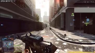 BETA AK12 - убийца нубакана | BATTLEFIED 4
