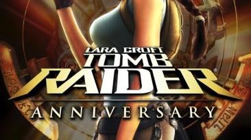 Tomb Raider: Anniversary: Полный русификатор (Текст + озвучка + субтитры)