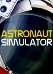 Обложка игры Astronaut Simulator