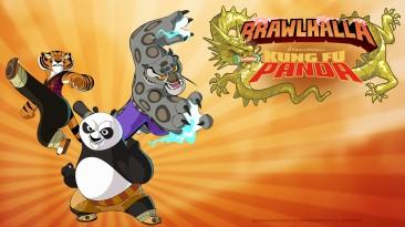 """В файтинге Brawlhalla появятся персонажи из мультфильма """"Кунг-фу панда"""""""