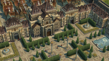 "ANNO 1404 History Edition ""World-very-large v 1.0.0"""