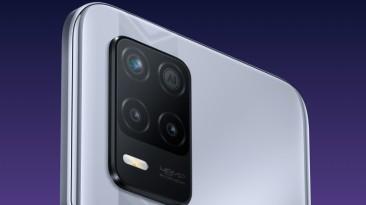Realme Narzo 30 5G с 90-Гц IPS дисплеем поступил в продажу в России