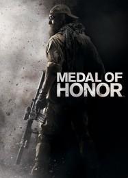 Обложка игры Medal of Honor (2010)