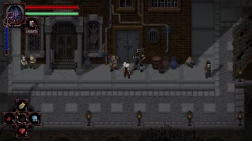 Пиксельный хоррорпанк Morbid: The Seven Acolytes получил временную демо-версию