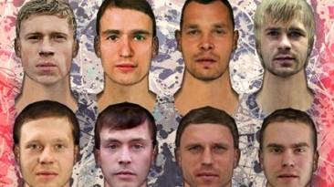 "FIFA 08 ""Russian National Team Facepack"""