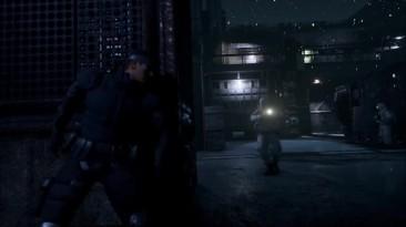 Первый трейлер ремейка Metal Gear Solid на Unreal 4