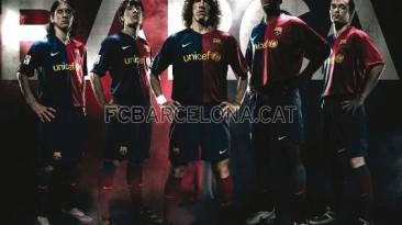 "FIFA 12 ""Barcelona Kit Home 2008-09"""