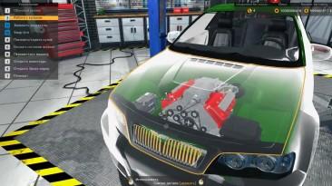 Видеообзор обновления Car Mechanic Simulator 2015 [1.0.6.0] Mercedes Benz DLC