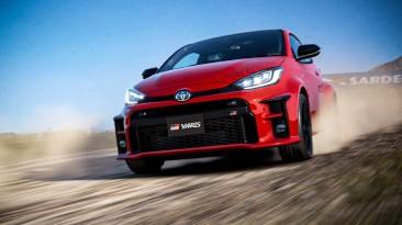 Gran Turismo Sport получила обновление с бесплатной машиной Toyota GR Yaris