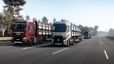 TruckersMP: Разработчики добавили диспетчер грузов