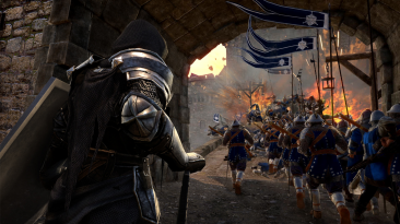 Conqueror's Blade: введение в классы оружия и билды