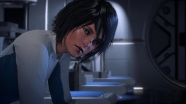 "Mass Effect: Andromeda ""Пресет женского персонажа"""