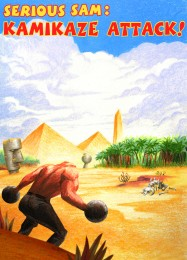 Обложка игры Serious Sam: Kamikaze Attack!