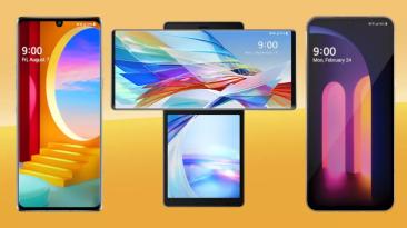 LG прекращает производство смартфонов