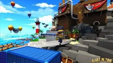 Трейлер игровых моментов трёхмерного платформера A Hat in Time