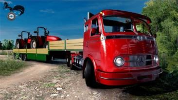 "Euro Truck Simulator 2 ""Mercedes-Banz LP - 331 (1.40.x)"""