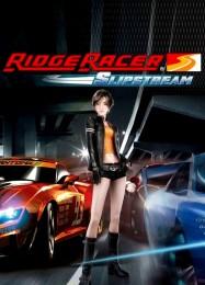 Обложка игры Ridge Racer Slipstream